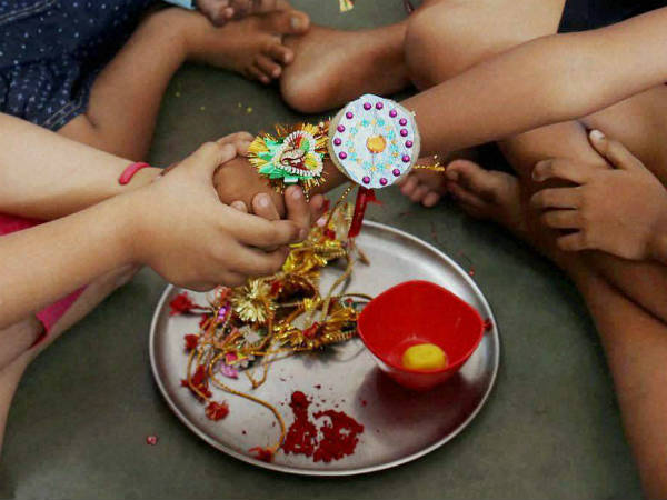 Raksha Bandhan mahotsav in Bengaluru for world record