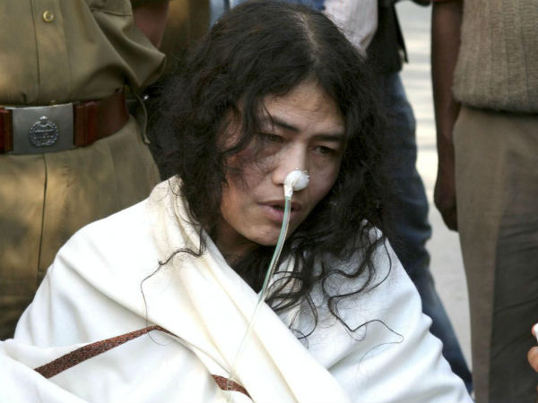 Manipur: Irom Sharmila gets bail, yet to end fast