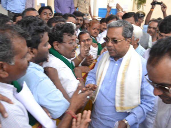 CM Siddaramaiah on Dr Yatindra's entry into active politics