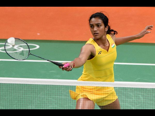 Rio Olympics 2016: Badminton Final: PV Sindhu wins first game