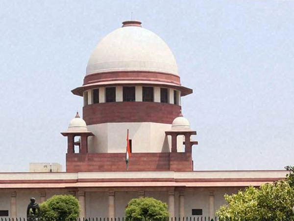 Petition in Supreme Court seeking review of sedition laws