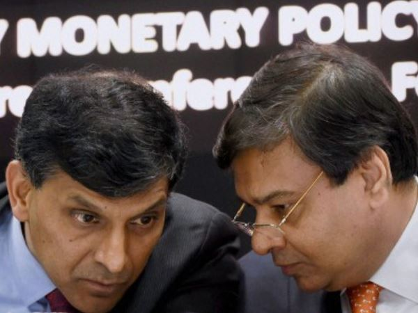 Urjit Patel appointed as next RBI Governor