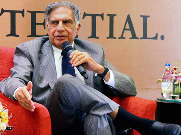 No plans to step down as chairman: Ratan Tata
