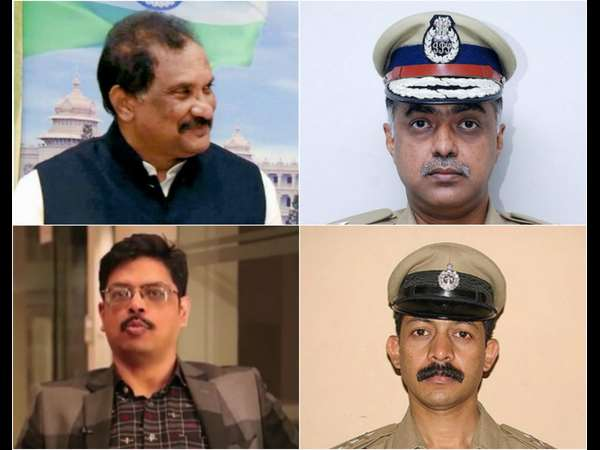 DySP MK Ganapathy Death Case: CBI files FIR against KJ George and two top Police officers