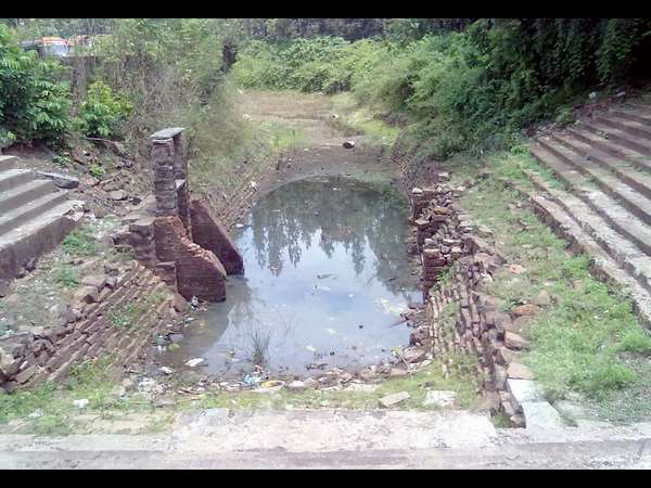 No water in Somavarapet anekere