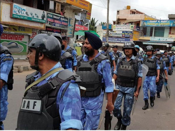 Curfew lifted in all 16 areas of Bengaluru says police commissioner N S Megharik.