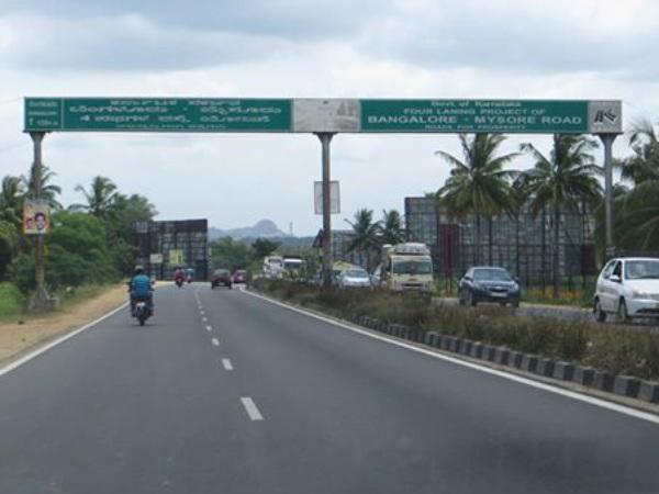 ಡಿಸೆಂಬರ್ ನಿಂದ ಬೆಂಗಳೂರು-ಮೈಸೂರು 6 ಪಥ ರಸ್ತೆ ನಿರ್ಮಾಣ