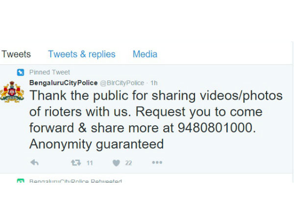 How Bengaluru Police Made Good Use of Social Media