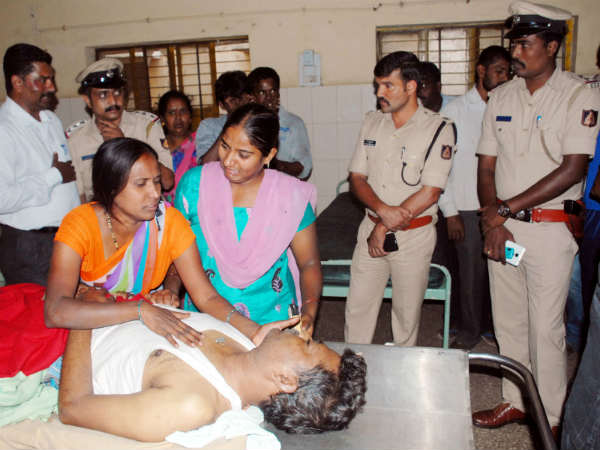 Police on cauvery agitation duty in Kabini dies by heart attack