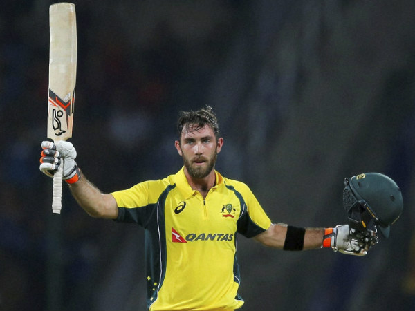 1st T20I: Glenn Maxwell smashes 145* as Australia post world record 263/3