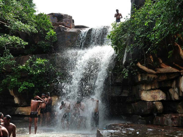 Tourism Day Special Kabbaragi Water Falls Koppal District