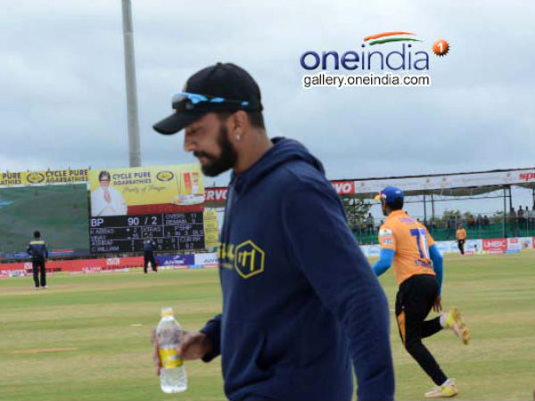 Kichcha Sudeep to visit Lord's again, to watch Women's Cricket World cup