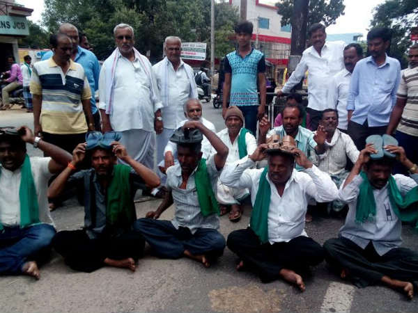 'Soil bhagya' by CM Siddaramaiah: Mandya people angry on cauvery issue