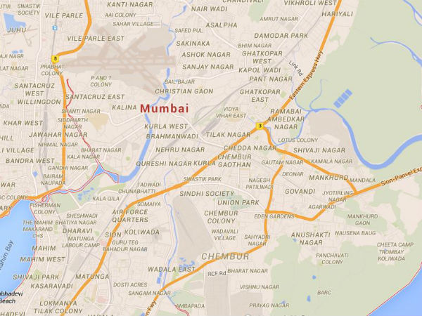 Men with arms spotted near naval base at Uran: Highest alert declared in Mumbai