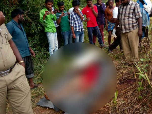 Woman murdered in Chamaraja nagar