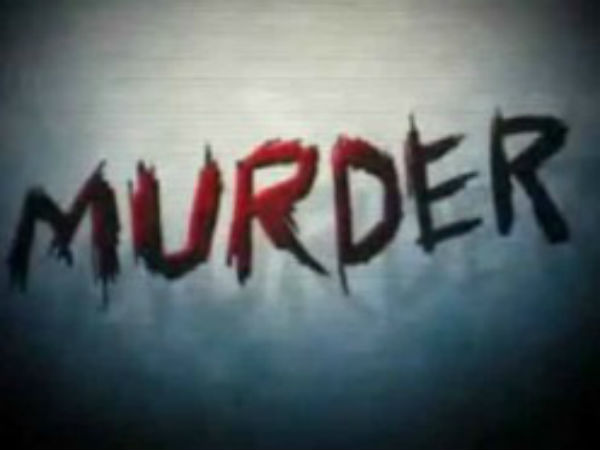 Double murder in Bangalore Vasanth nagar