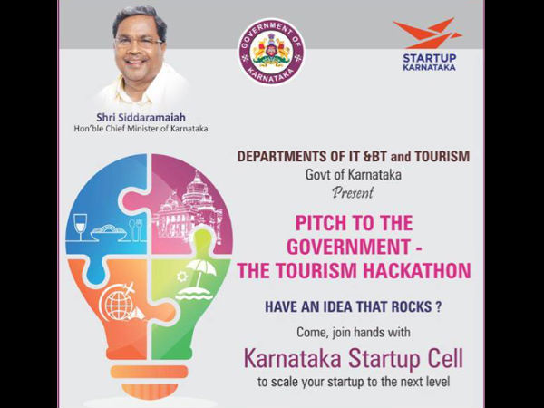 Pitch to the Government – Hackathon by Government of Karnataka