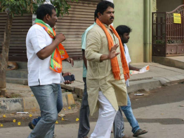 BJP may join hands with JDS for BBMP Mayoral poll