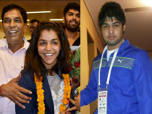 Sakshi Malik to get married to Rohtak-based wrestler Satyawart Kadian