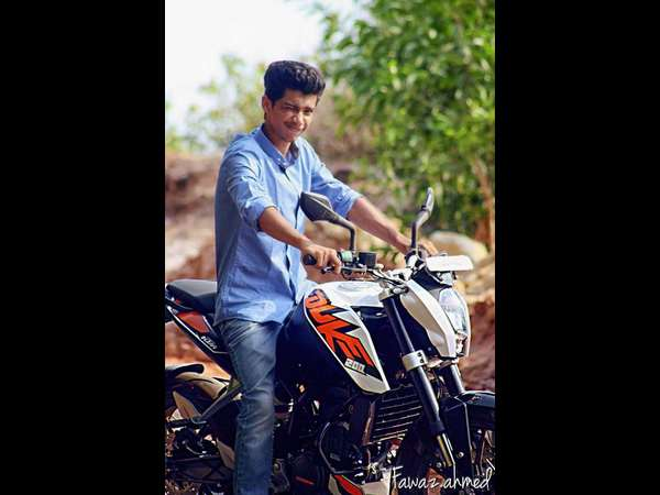 Mangaluru Student dead in an accident