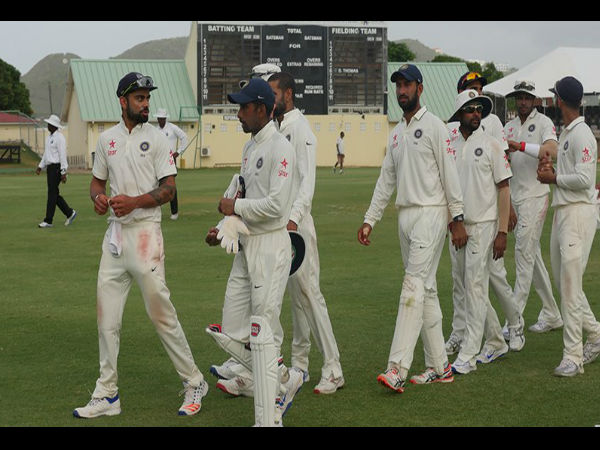Team India for New Zealand Test Series announced