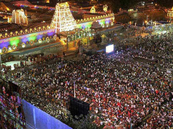 ತಿರುಮಲದಲ್ಲಿ ವಾರ್ಷಿಕ ಬ್ರಹ್ಮೋತ್ಸವ: ಅ 7, 8ರಂದು ವಿಶೇಷ ದರ್ಶನ ಇಲ್ಲ
