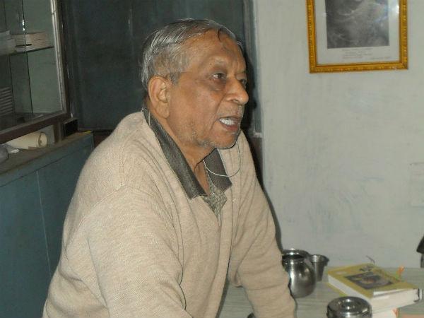 ಸಾಹಿತಿ ದ.ರಾ ಬೇಂದ್ರೆ ಪುತ್ರ ಡಾ.ವಾಮನ ಬೇಂದ್ರೆ ನಿಧನ