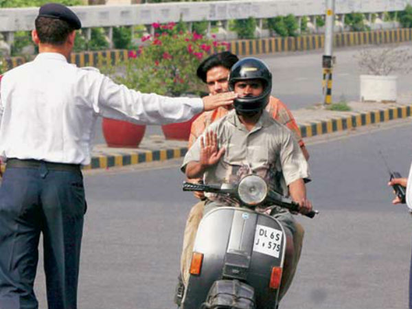 Carrying Soft Copy Driving Licence Now Sufficient India