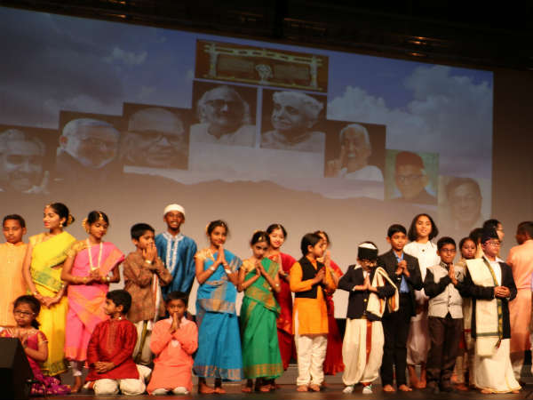 Wonderful performance by Brindavana Kannada Koota