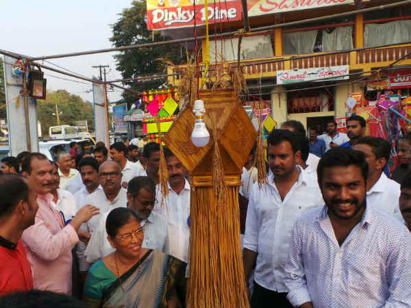 Deepavali Burns Down Communal Differences in Mangaluru