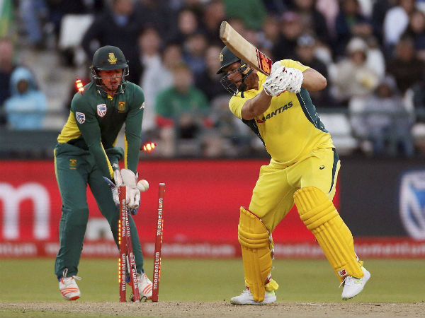 New low: World champions Australia suffer first ever 0-5 ODI series whitewash