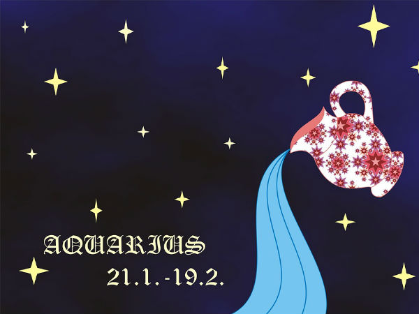Aquarius Monthly Horoscope
