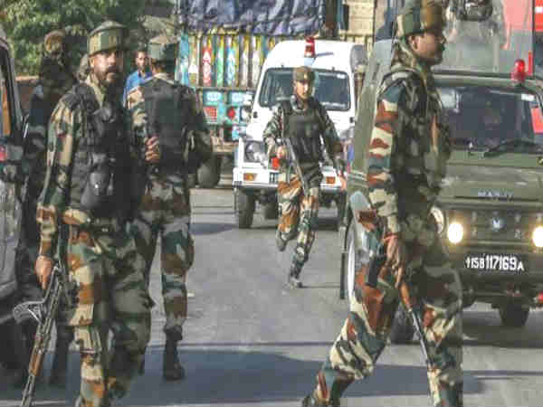 In a major joint operation by Indian Army 44 terror related activist held