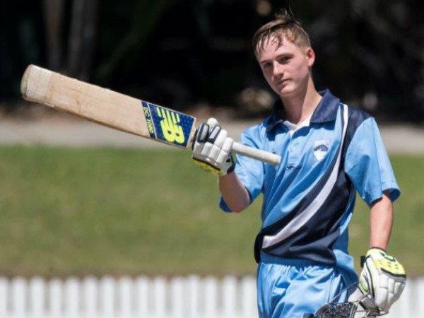 Steve Waugh's son Austin hits ton as NSW Metro win title