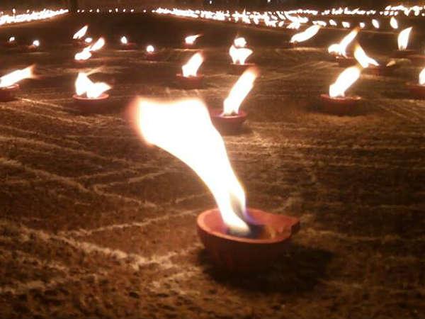 26ಕ್ಕೆ ಕೌದೇನಹಳ್ಳಿ ಕೆರೆ ಆವರಣದಲ್ಲಿ 'ಕೆರೆ ದೀಪೋತ್ಸವ'