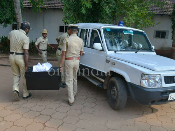 Uniform of Soldier Eknath Shetty to arrive at home town