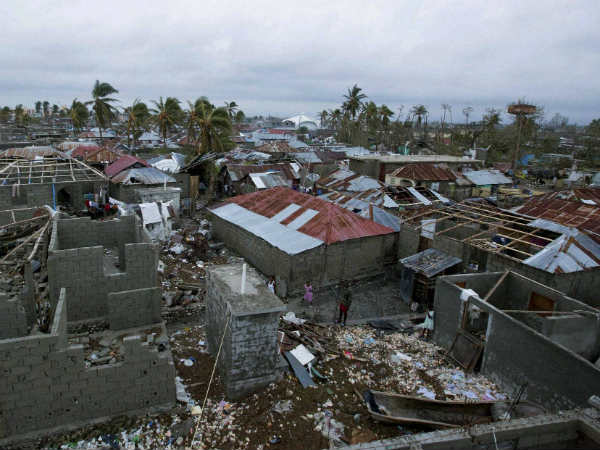 Haiti Hurricane mathews