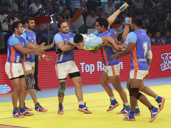 India win Kabaddi World Cup 2016 defeating Iran
