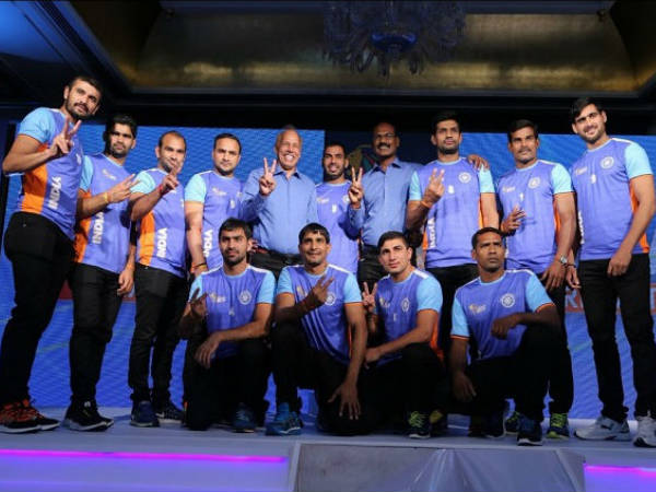Kabaddi World Cup: India beat Argentina to keep semi-final hopes alive