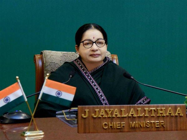 J Jayalalithaa, 3rd Chief minister of Tamil Nadu to die while in office
