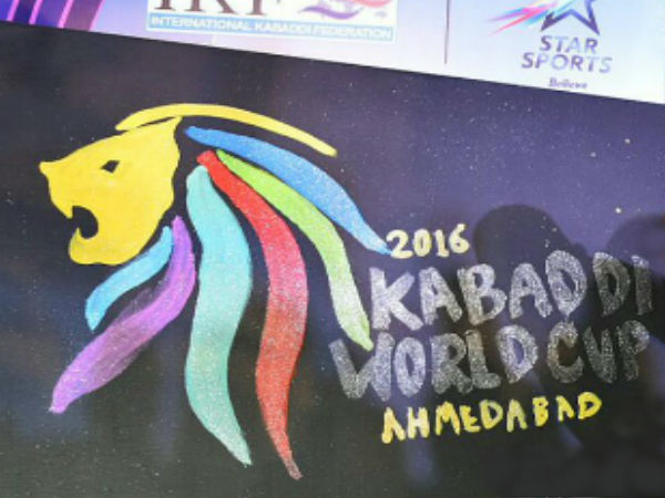 Pakistan barred from Kabaddi World Cup