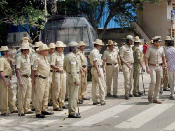 27 percent pay hike for Karnataka state police