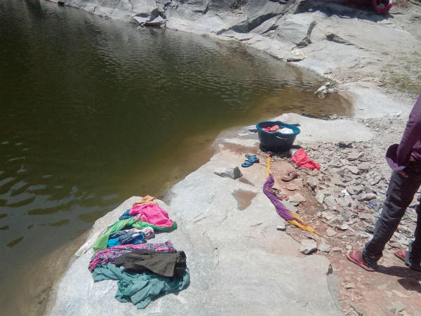 mother and daughter dead in Kodlipete lake