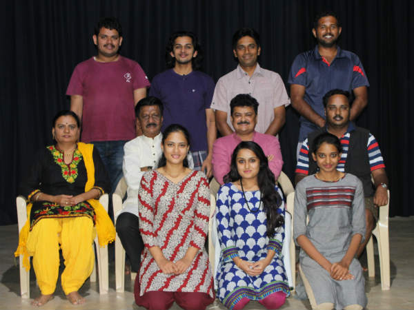 Mandya Ramesh Team Will Perform Drama In Singapore