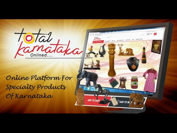 Total Karnataka : Online shop in Kannada