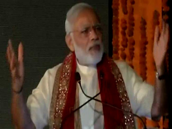 In Dasara speech at Lucknow, Narendra Modi hits out at 'Supporters Of Terror'