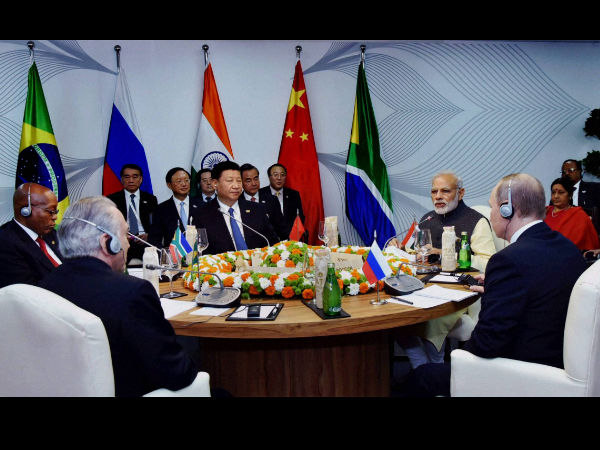 Terror mothership with global links in India's neighbourhood: PM Modi tells BRICS