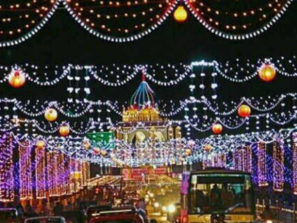 Dasara lights