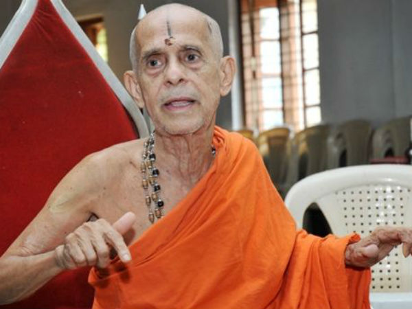 Government Should Give Protection To Udupi Krishna Mutt