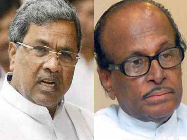 Congress leader Janardhana Poojary waited for CM,Siddaramaiah not turned up